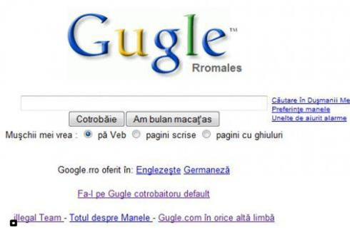 google-vine-in-romania